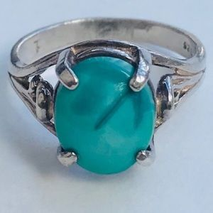Jewelry - Pretty sleeping beauty turquoise ring ❤️